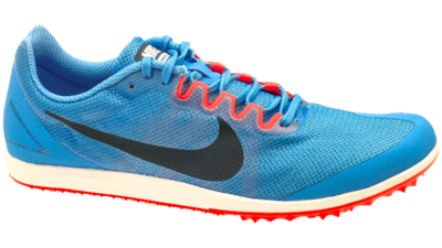Nike Zoom Rival D10 Football Blue/Blue Fox [unisex]