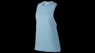 Nike Women's Tailwind tanktop [ocean bliss]