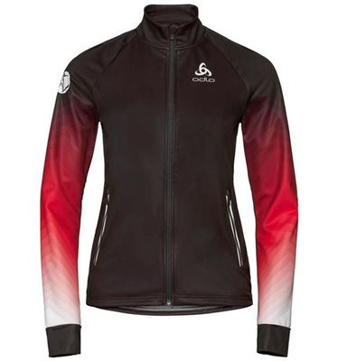 Odlo LADIES JACKET PERFORMANCE NORWAY 697571