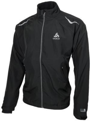 Odlo Jacket Performance Club  691272 Zwart