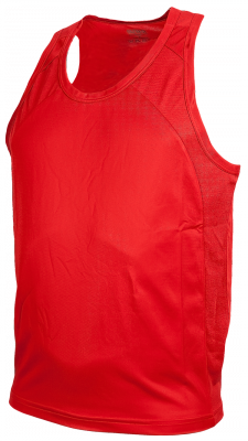 Oltees Team Singlet Men Rood