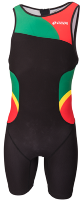Onda Tri suit Pro Lady black/green