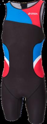 Onda Triathlonpak Pro zwart/blauw