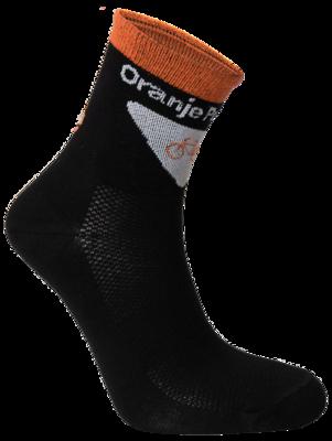 36 Oranje peloton sock