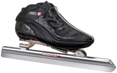 Pro-e Tempo 995 BFT met Maple Blizzard