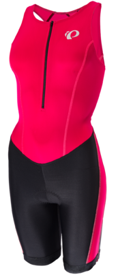 Pearl Izumi Select Pursuit Triathlonpak  Dames zwart/magenta