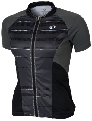 Wielershirt Elite Escape SS Jersey Shadow Stripe (Grey) Women