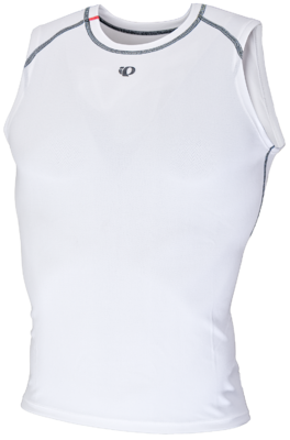 Pearl Izumi Undershirt Transfer Sleeveless White Women