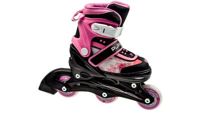 Jumper skates Pink/White