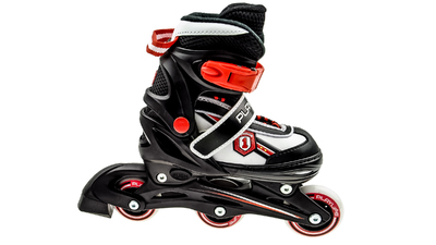 Jumper skates Black/Red