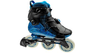 Powerslide Vi Fothon I - 3 Wheeler black/blue