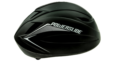 Powerslide Blizzard black iceskating helmet