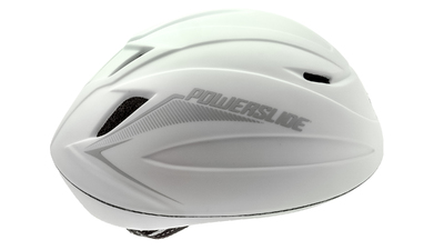 Powerslide Blizzard white iceskating helmet