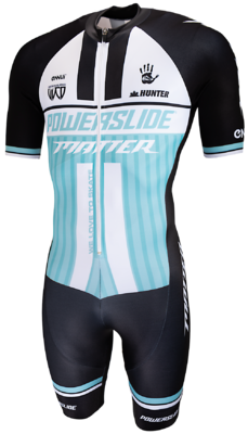 Powerslide Inline Skinsuit World Mint 2019