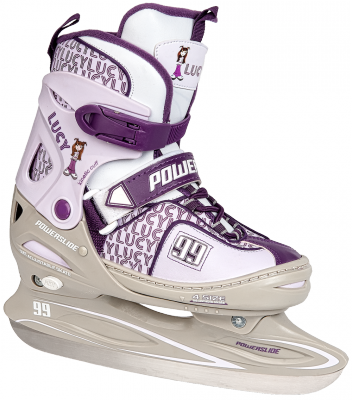 Powerslide Lucy Kids Skate 99 (adjustable)