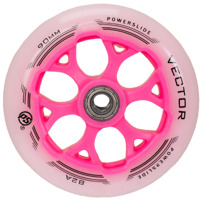 Roue Vector Rose 90mm