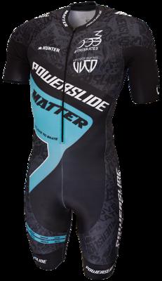 Powerslide Skeelerpak World aqua Blue 2017