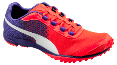 Puma EVO SPEED Haraka 3 red blast/royal blue/white