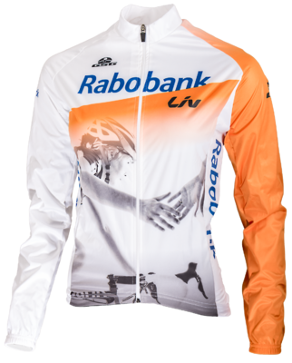 RabobankLiv Windoff jacket light