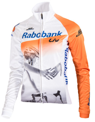 RabobankLiv Winterjack wind- en waterdicht