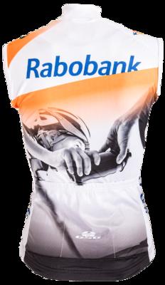 RabobankLiv Fietsshirt mouwloos