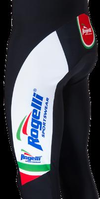 Rogelli Team salopet Italia met zeem