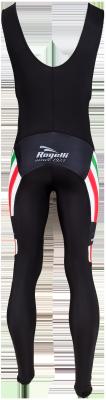 Rogelli Bib lang Italia met zeem