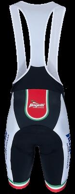 Rogelli Italia Bib short met zeem
