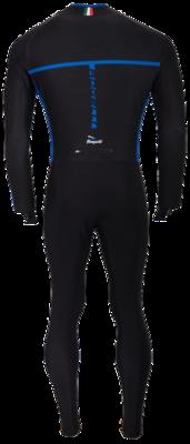 Rogelli Marathonpak Andrano Zwart/Blauw