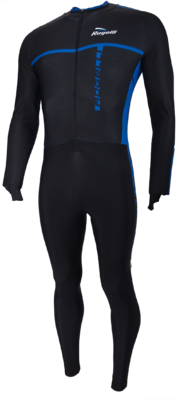 Rogelli Marathonsuit Andrano Black/Blue