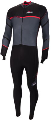 Rogelli Marathonsuit Andrano Grey/Red