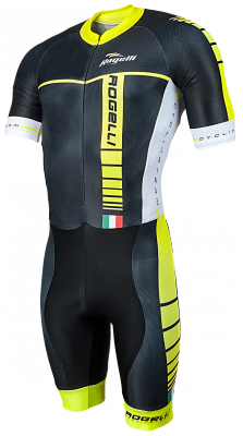 Rogelli Umbria inline suit Yellow