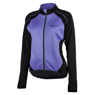 Winterjacket Bice Black/Violet Tulip