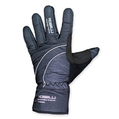 Rogelli Winter Gloves Valdez Black