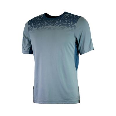 Tennisshirt Blauw