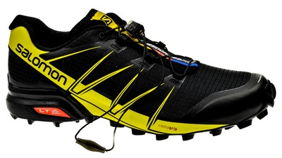 Salomon Speedcross PRO Black/Black/Yellow