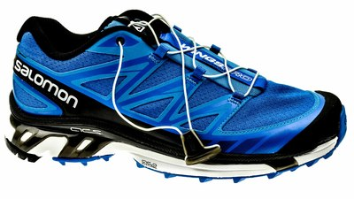 Salomon Wings PRO methyl-blue/union-blue/black