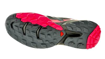 Salomon Wings Pro 2 W black/dark-cloud/madder-pink dames
