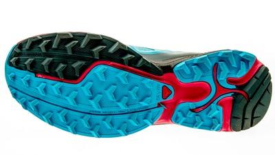 Salomon Wings Pro W air/blue-line/papaya