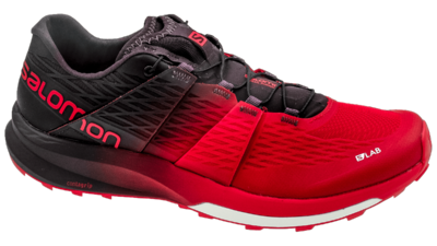Salomon S/Lab Ultra Racing Red/Maverick/White