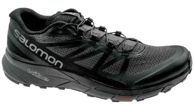 Salomon Sense Ride black/magnet