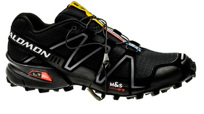Speedcross 3 W black/silver-metallic-X
