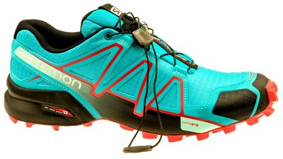 Salomon Speedcross 4 W Blue Jay/Black/Infrared