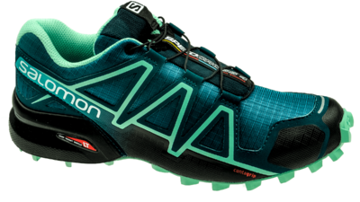 Salomon Speedcross 4 W Poseidon/Eggshell Blue/Black