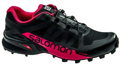Salomon Speedcross PRO 2 W black/virtual pink/black