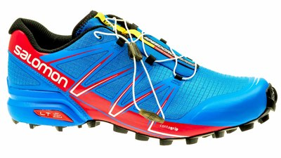 Salomon Speedcross PRO bright-blue/radiant-red/black