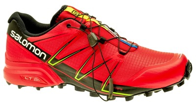 Salomon Speedcross PRO radiant-red/black/gecko-green