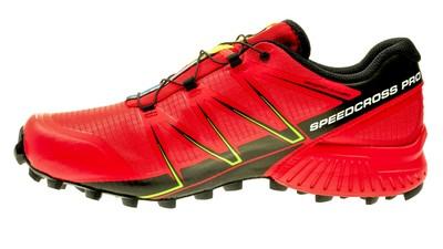 Salomon Speedcross PRO radiant-red/black/gecko-green