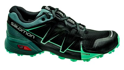Salomon Speedcross Vario 2 black/North Atlantic/Scarlet Ibis