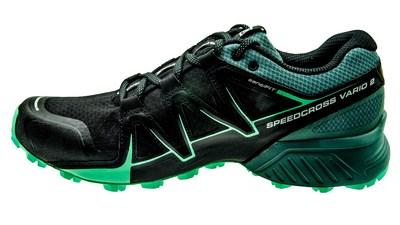 Salomon Speedcross Vario 2 W black/North Atlantic/Biscay green